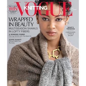 Vogue Knitting International - Early Fall  2019