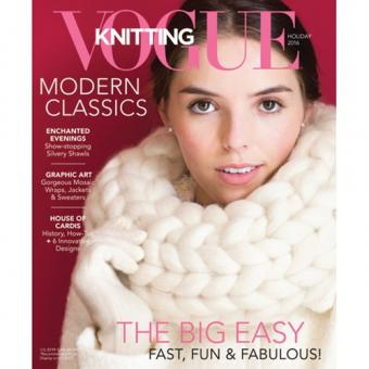 Vogue Knitting International - Holiday/Early Winter 2016