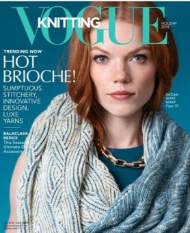 Vogue Knitting International - Holiday/Early Winter 2018