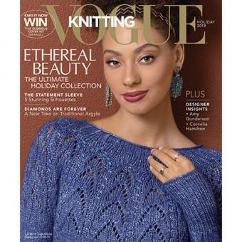Vogue Knitting International - Early Winter/Holiday  2019