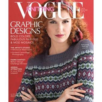 Vogue Knitting International - Late Winter 2019