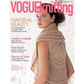Vogue Knitting International - Spring/Summer 2009