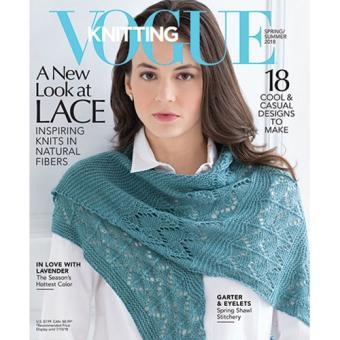 Vogue Knitting International - Spring/Summer 2018