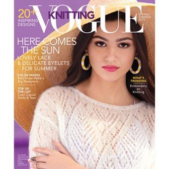 Vogue Knitting International - Spring/Summer 2019