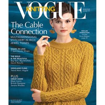 Vogue Knitting International - Winter 2018/19