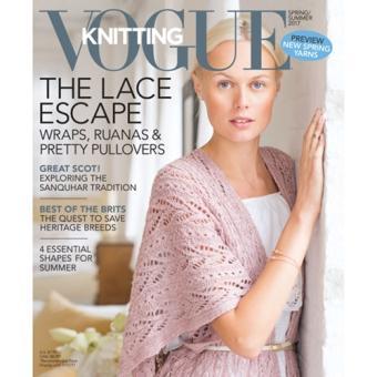 Vogue Knitting International - Spring/Summer 2017