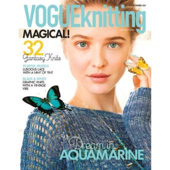 Vogue Knitting International - Spring/Summer 2013