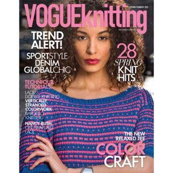 Vogue Knitting International - Spring/Summer 2015