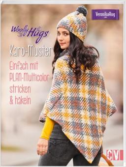 Woolly Hugs Karo-Muster CV 6522