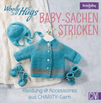 Woolly Hugs Baby-Sachen stricken CV6557
