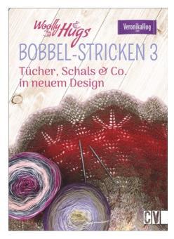 Woolly Hugs BOBBEL - Stricken 3 CV 6628