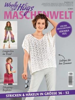 Woolly Hugs Maschenwelt 4/2021