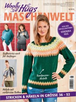 Woolly Hugs Maschenwelt 8/2019