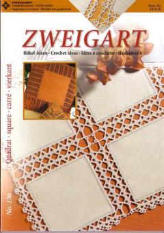 Zweigart Häkel-Ideen - Quadrat No. 136