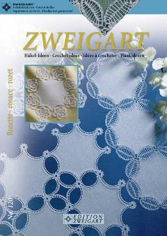 Zweigart Häkelidee - Rosette No. 120 -  7022/600