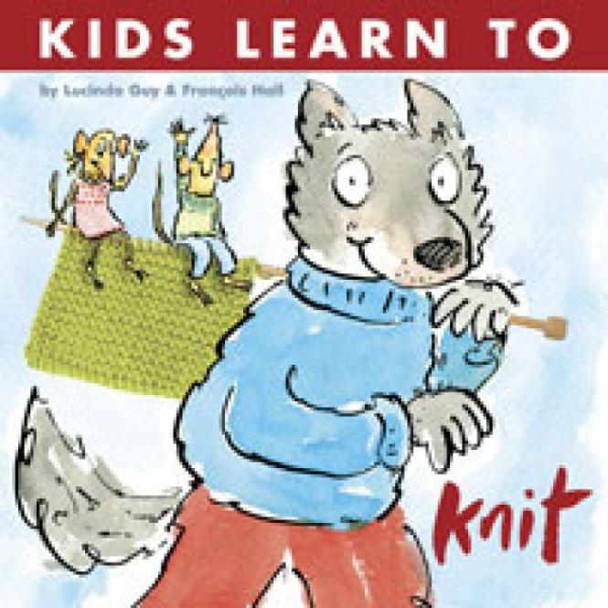 Learn To Knit : KIDS LEARN TO KNIT