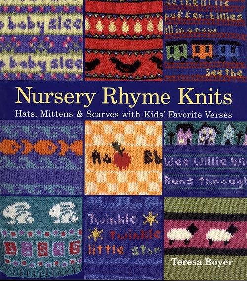 Knitting Rhyme Words : Nursery rhyme knits martinas bastel hobbykiste