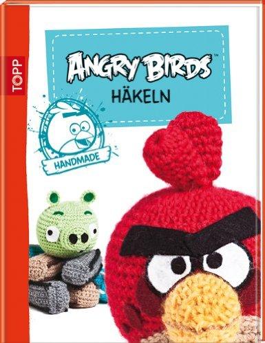Angry Birds Häkeln Topp 6360 Martinas Bastel Hobbykiste