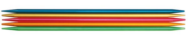 addi Nadelspiel Colibri für Basic-und Lace-Stricken 15cm 204-7 Stricknadeln
