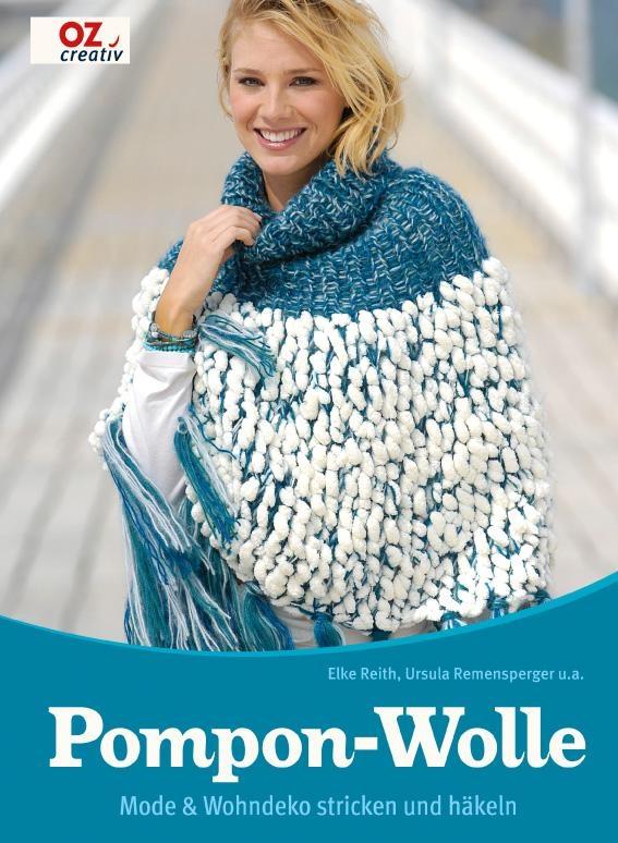 Pompon-Wolle OZ 3187   Martinas Bastel- & Hobbykiste
