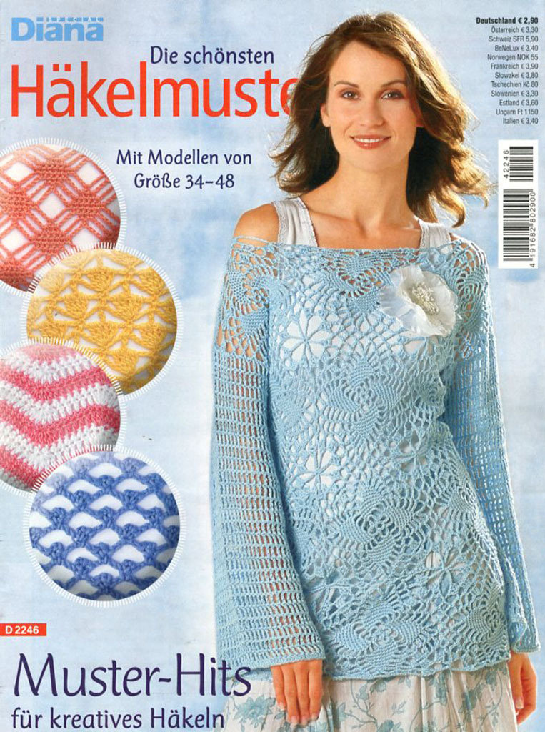 Awesome Gest Ballon Kappenmuster Images - Decke Stricken Muster ...