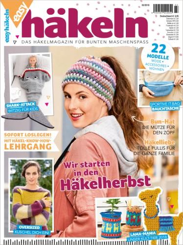 Easy Häkeln 03/2018 | Martinas Bastel- & Hobbykiste