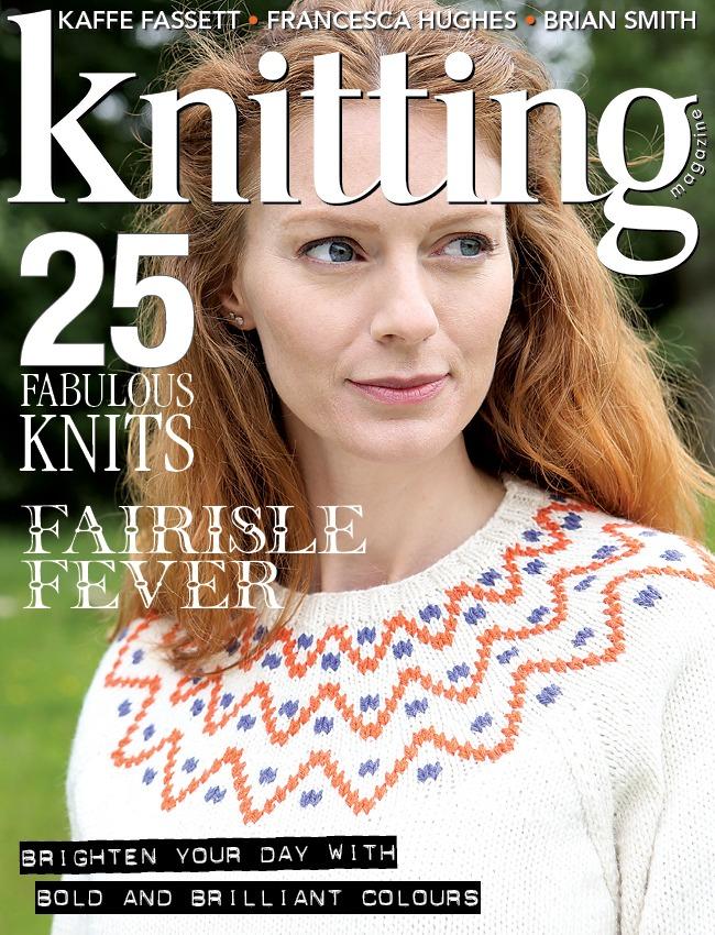 Knitting Magazine Nr 185 2018