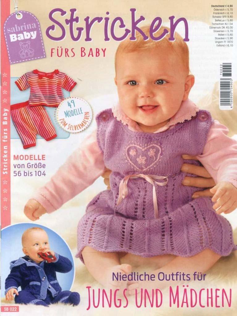 Sabrina Baby Stricken Fürs Baby Sb 022 Martinas Bastel Hobbykiste