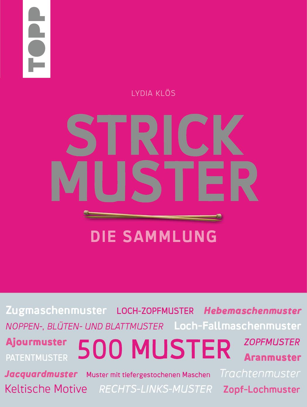 Strickmuster- Die Sammlung TOPP 6480   Martinas Bastel- & Hobbykiste