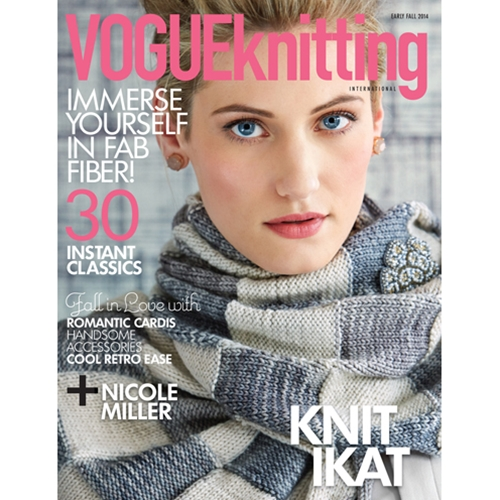Knitting Vogue 2014 : Vogue knitting international early fall martinas