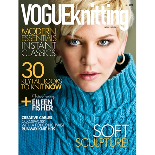 Knitting Vogue 2014 : Vogue knitting international fall martinas bastel