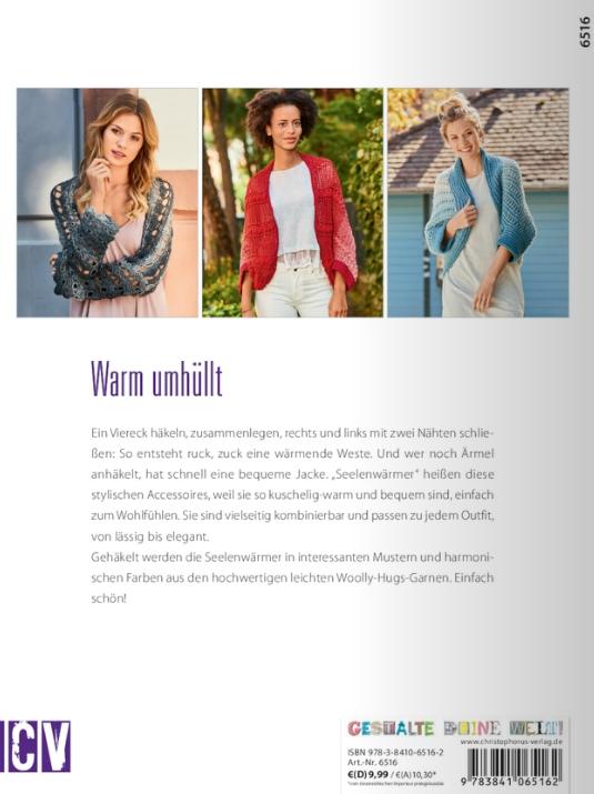 Woolly Hugs Seelenwärmer Co Häkeln Cv6516 Martinas Bastel