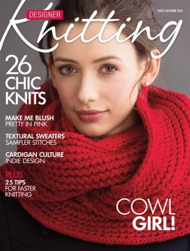 Knitting Vogue 2015 : Vogue knitting international early fall